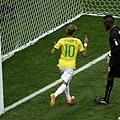 Neymar第35分鐘再度進球