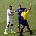 Marchisio遭罰紅牌