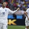 英格蘭最終戰 踢平哥斯大黎加