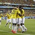 大破日本 哥倫比亞全勝晉16強