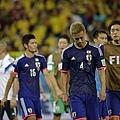 日本隊遭到淘汰