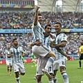 阿根廷三勝取分組第一 奈及利亞同晉級