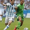 阿根廷三勝晉級