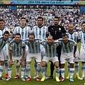 奈及利亞 vs. 阿根廷