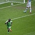 Musa單場攻進兩球