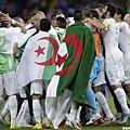阿爾及利亞晉級16強