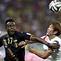 比利時 vs. 南韓