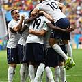 法國強攻 晉級八強