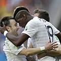 Paul Pogba慶祝進球