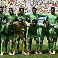 法國 V.S. 奈及利亞