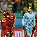 比利時晉級八強