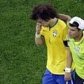 David Luiz賽後落淚