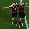 德國7-1大勝巴西