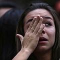 巴西球迷心碎流淚