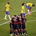 7-1大勝巴西 德國闖冠軍賽