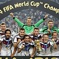 德國奪第四冠