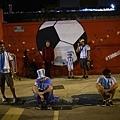 難過的阿根廷球迷