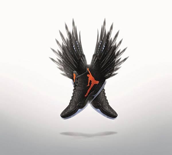 Air Jordan XX9-首次結合Flight Plate與功能性編織技術鞋面