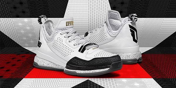 1.adidas 旗下球星 Damian Lillard首雙簽名鞋款D Lillard 1推出紐約明星賽專屬配色鞋款