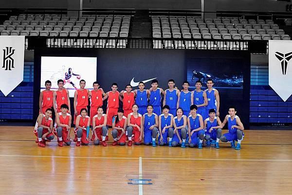 Quickness Academy著重於後衛技巧訓練,以Nike球星Kobe Bryant多樣化的進攻手法和Kyrie Irving詭變的速度為範本,設計專屬訓練課程