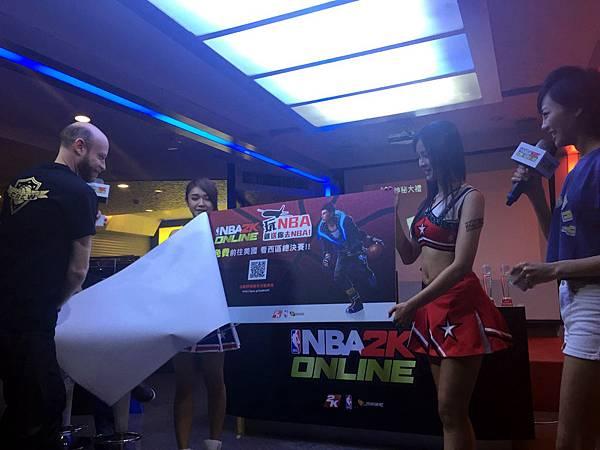 Luke揭開NBA2K ONLINE改版活動,最大的神祕玩家禮物-NBA圓夢之旅