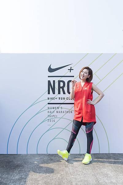 Selina將跑步獲得的成就感轉化為繼續跑步的動力,分享自己的經驗邀請更多女孩ㄧ起動起來,Move with Selina!