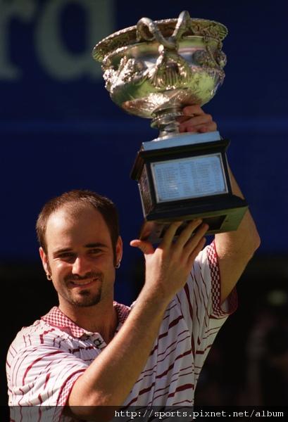 1995年澳網冠軍