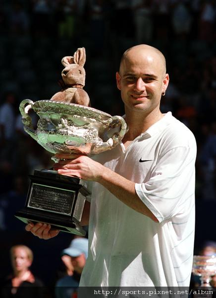 2000年澳網冠軍