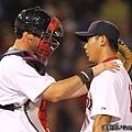 KUSO MLB 看圖說瞎話 #4 紅襪 松坂大輔