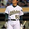 KUSO MLB 看圖說瞎話 #3 運動家 松井秀喜
