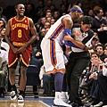 #19 Carmelo Anthony & Christian Eyenga
