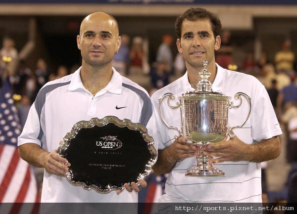 仍舊飲恨輸給山大王   生涯沒能從他手中搶回美網冠軍