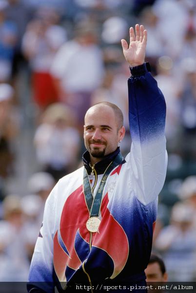 1996年亞特蘭大奧運男單金牌