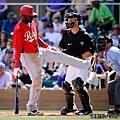 KUSO MLB 看圖說瞎話 #2 紅人 Brandon Phillips
