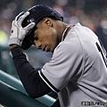 KUSO MLB 看圖說瞎話 #8 洋基 Curtis Granderson