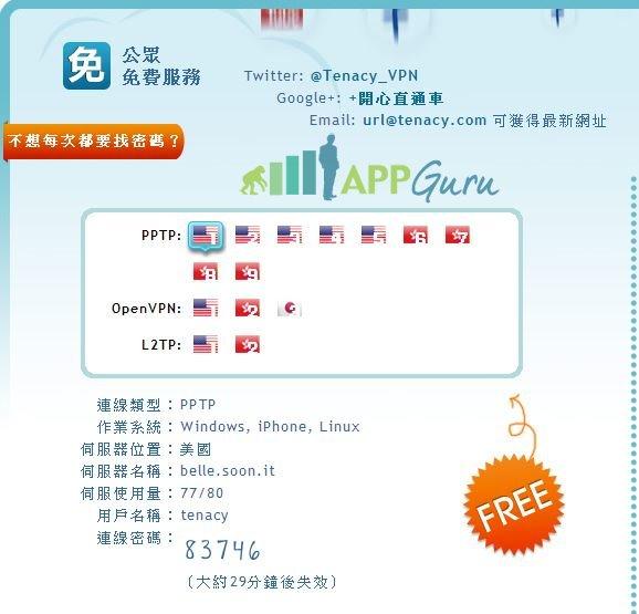 15.各種方式的VPN