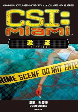 CSI邁阿密激流_正式小封