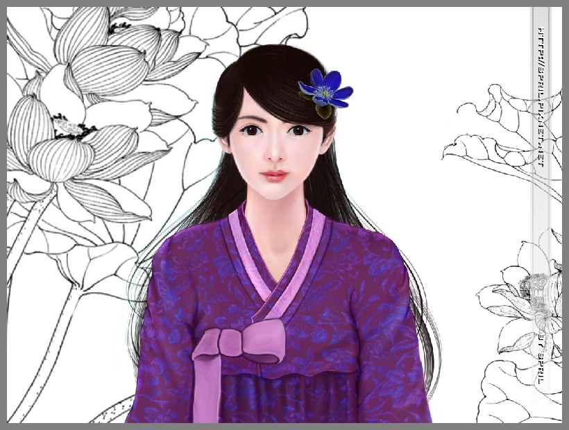 紫裝韓服女生.jpg