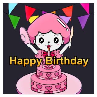 生日快樂!!