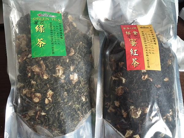 春曦農場-茶花綠茶