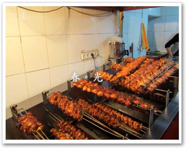 香料市場烤串3