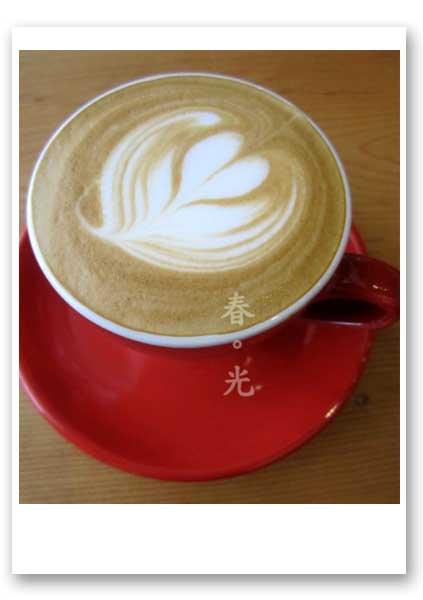 鹿柴咖啡1