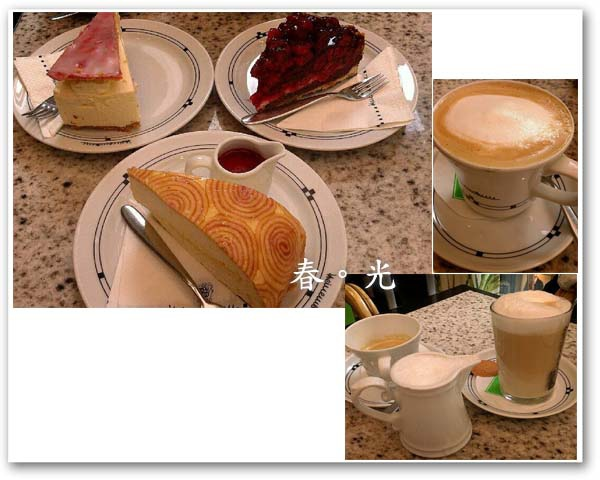 杜賽道夫咖啡館