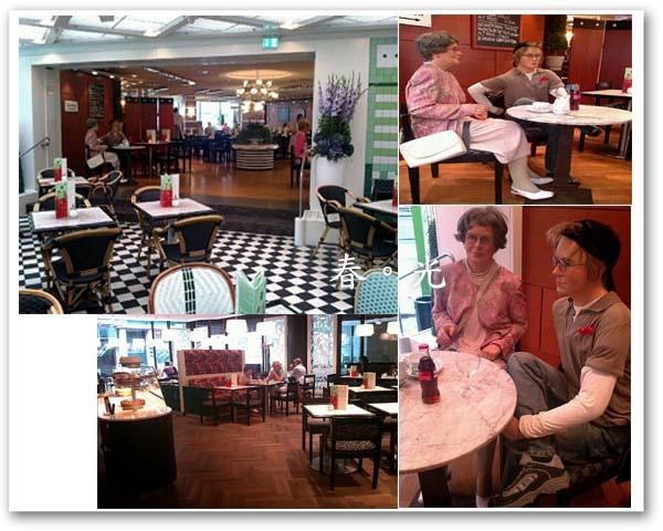 杜賽道夫咖啡館1