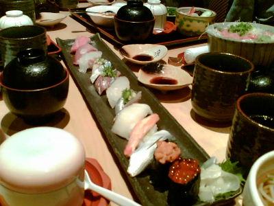 060607 Sushi Takasei