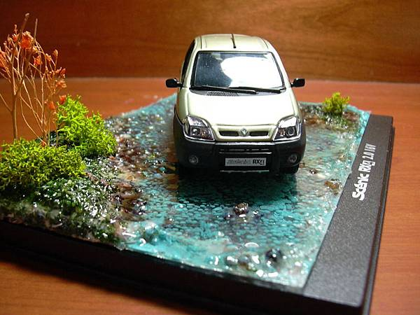 RX4 in river