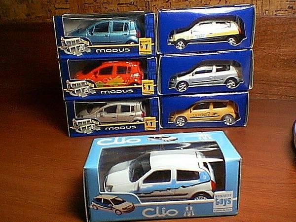 """Modus & Clio 3"""" series"""