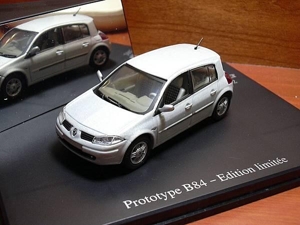 MII模型原型車-2