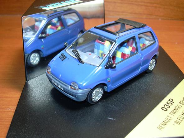 Twingo-blue