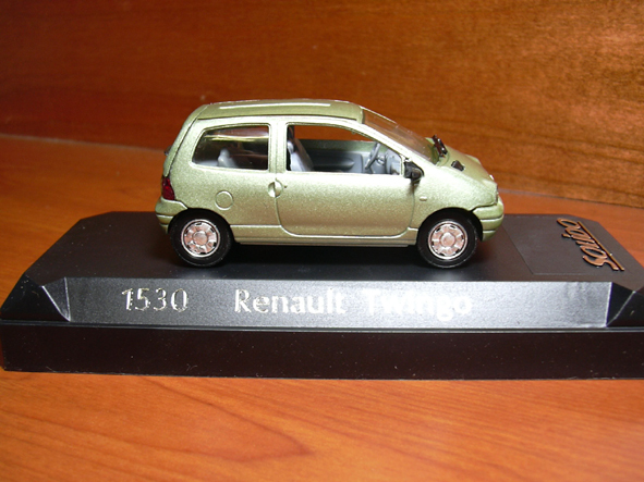 twingo light green